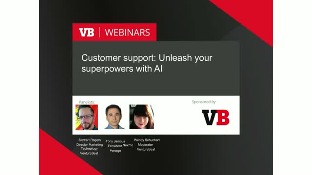 Customer support: Unleash your superpowers with AI