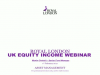 UK Equity Income: update and outlook for 2017