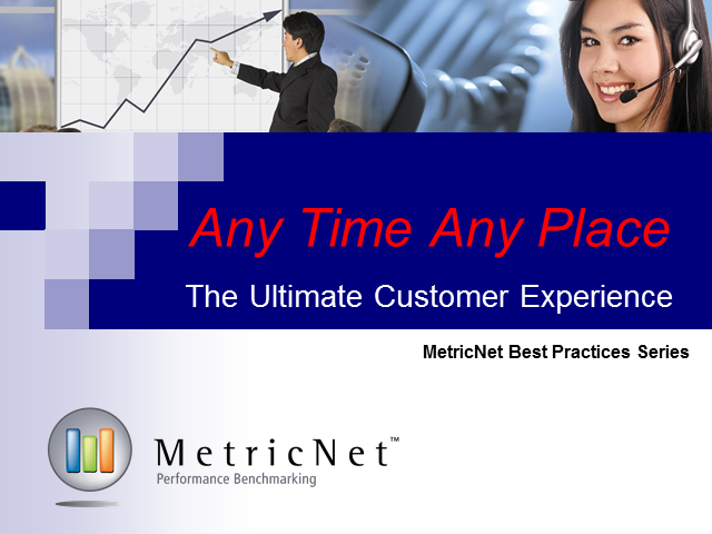 Any Time, Any Place: The Ultimate Customer Experience!