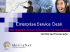 The Coming Enterprise Service Desk – How Information Technology Can Lead The Way