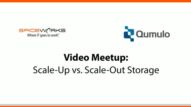 Scale-Up vs. Scale-Out: How Should You Scale Your Storage System?