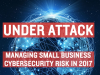 Under Attack: Managing Small Business Cybersecurity Risk in 2017