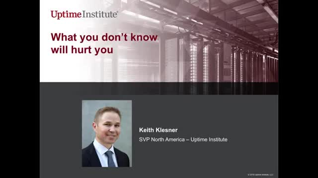 What you don't know will hurt you