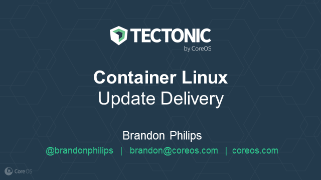 Staying Ahead of Vulnerabilities with Automatic Updates in Container Linux