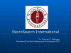 An Overview of NecroSearch International