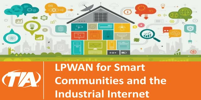 LPWAN Networks for Smart Communities and the Industrial Internet