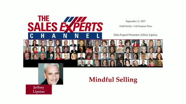 Mindful Selling