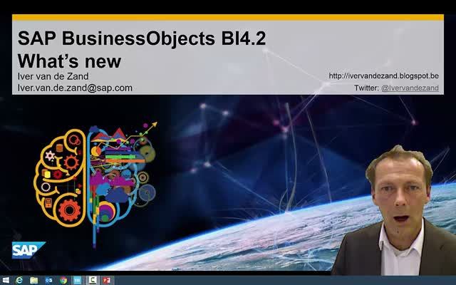 SAP BusinessObjects BI Suite 4.2 what's new