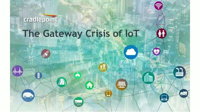 The Gateway Crisis of IoT