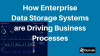 How Enterprise Data Storage Systems are Driving Business Processes