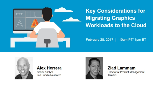 Key Considerations for Migrating Graphics Workloads to the Cloud