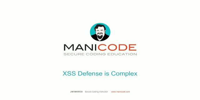 Cross-Site Scripting: Why It Persists, and What To Do