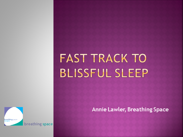 Fast Track to a Blissful Night's Sleep