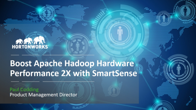 Double Your Hadoop Hardware Performance - Learn How
