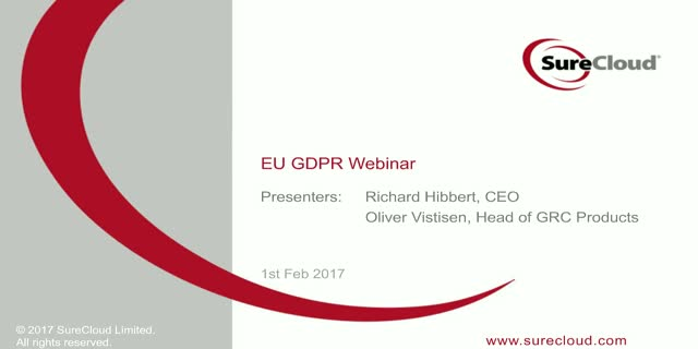 Ready for GDPR? Learn about challenges and ways to comply