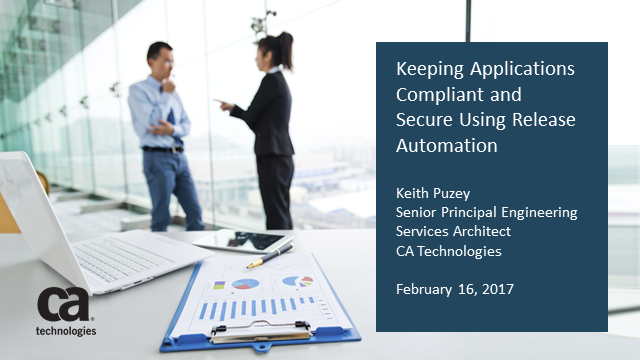 Keeping Applications Compliant and Secure Using ARA