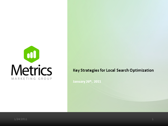Key Strategies for Local Search Engine Optimization Success