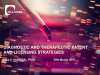 Diagnostic and Therapeutic Patent and License Strategies