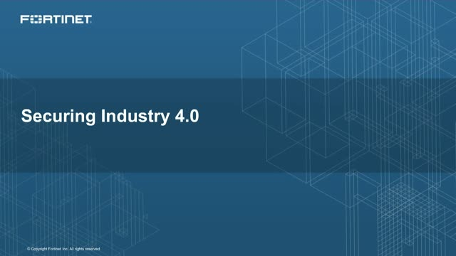 Securing the Migration to Industry 4.0