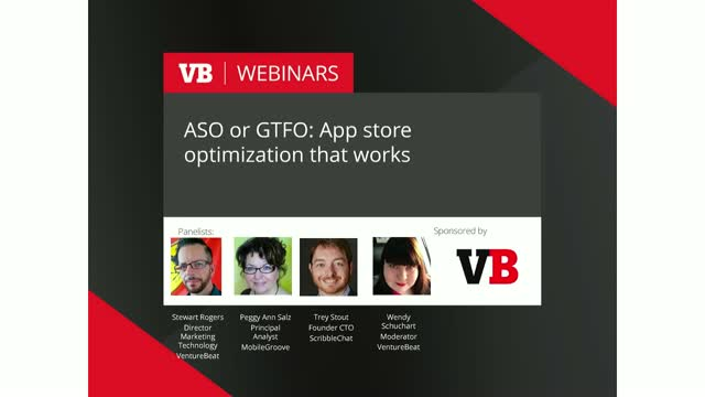 ASO or GTFO: App store optimization that works