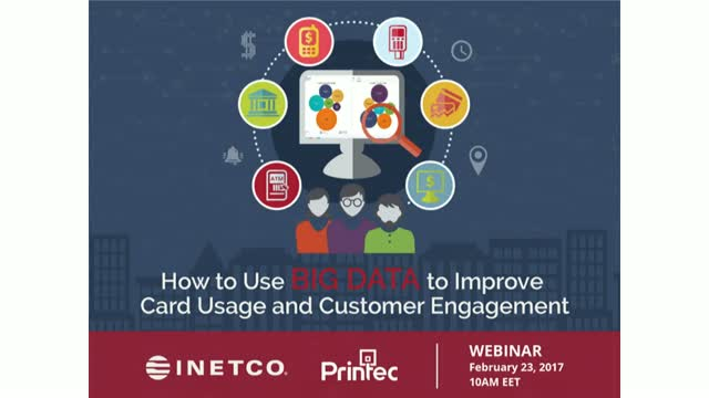 How to Use Big Data to Improve Card Usage and Customer Engagement