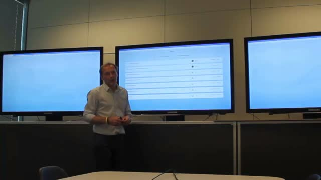 Learn how the SAP DigitalBoardroom works using SAP BusinessObjects Cloud
