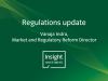 Regulations update | Insight's Annual investment update 2017