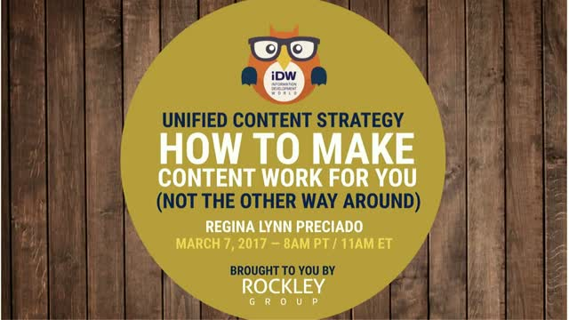 Unified Content Strategy: How To Make Product Content Work For You