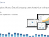 IT Analytics: How a Data Company uses Analytics to Improve IT