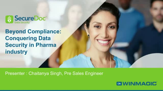 Spotlight on INDIA – Beyond Compliance: Conquering Data Security in Pharma