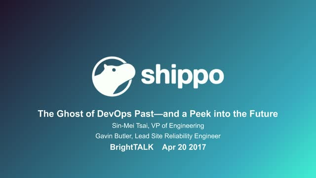 The Ghost of DevOps Past - and a Peek into the Future