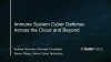 Immune System Cyber Defense: Across the Cloud and Beyond