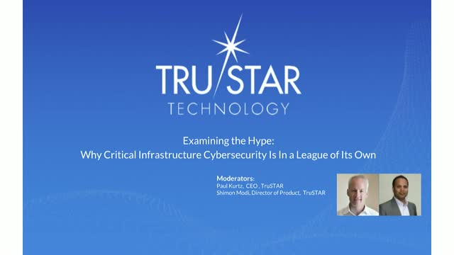 Why Critical Infrastructure Cybersecurity Is In a League of Its Own