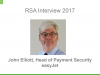 [Video Interview] RSA 2017 - John Elliott