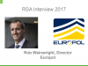 [Video Interview] RSA 2017 - Rob Wainwright, Director, Europol