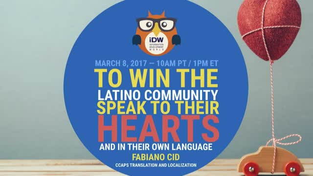 To Win the Latino Community, Speak to Their Hearts In Their Own Language