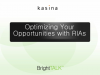 Video: Optimizing Your Opportunities with RIAs