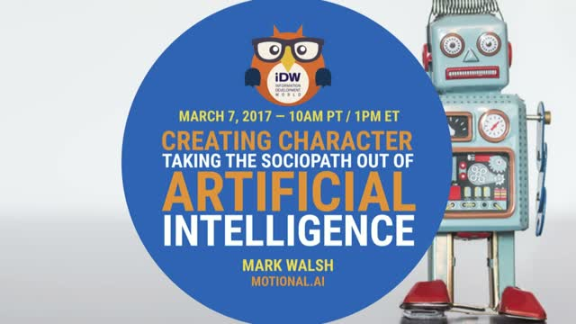 Creating Character: Taking the Sociopath Out of Artificial Intelligence