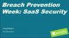 SaaS Security: Adapt to the Changing Data Center Landscape [Breach Prevention]