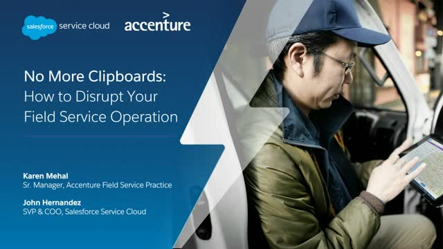No More Clipboards: How to Disrupt Your Field Service Operation