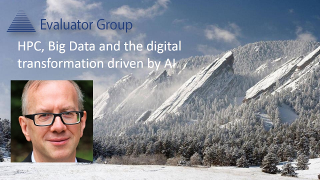 HPC, Big Data and Digital Transformation: Driven by Artificial Intelligence