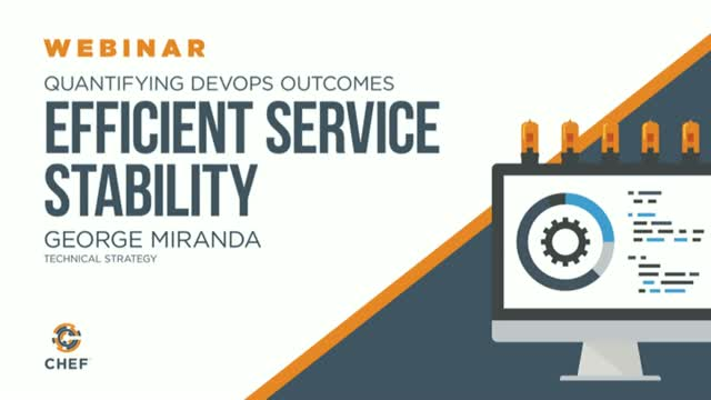Quantifying DevOps Outcomes – Efficient Service Stability