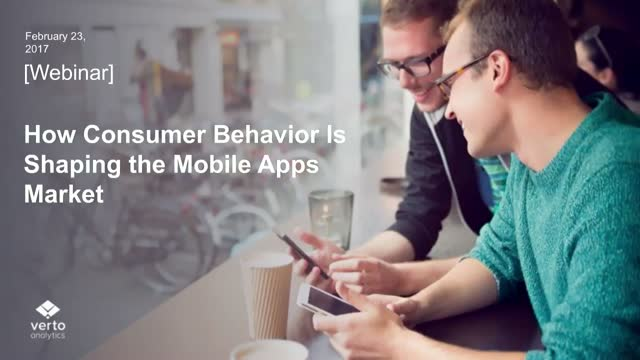 How Consumer Behavior Is Shaping the Mobile Apps Market