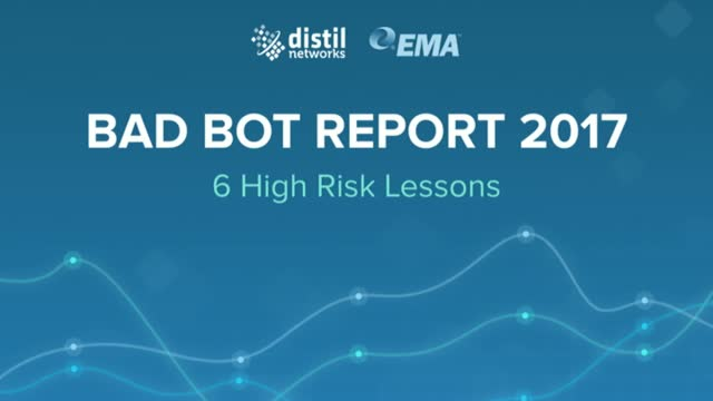 Bad Bots on the Rise: 6 Lessons for Website Defenders
