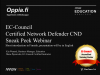 Certified Network Defender CND - Sneak peek to the course content