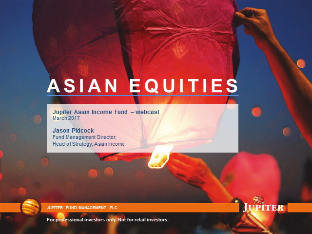 Jupiter Asian Income Fund live update