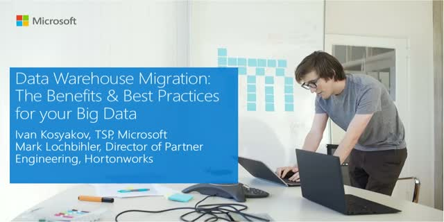 Data Warehouse Migration: Benefits & Best Practices for your Big Data Solutions