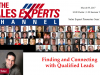 Finding and Connecting with Qualified Leads