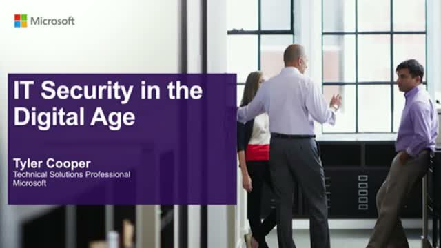 IT Security in the Digital Age: Going Beyond Mere Password Strength