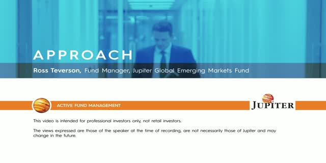 Approach - Jupiter Global Emerging Markets Fund